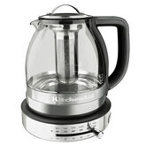 KitchenAid® Glass Tea Kettle - 1.5L - KEK1322SS