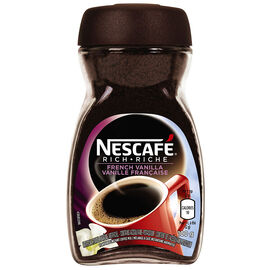Nescafe Rich Instant Coffee - French Vanilla - 100g