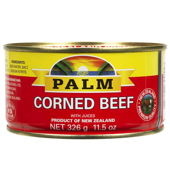Palm Corned Beef - 326g