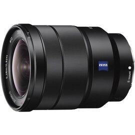 Sony FE 16-35mm F4 ZA OSS Lens - Black - SEL1635Z