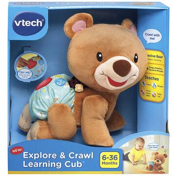 VTech Explore & Crawl Learning Cub