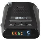 Uniden Radar Detector with Voice Alert - LRD550