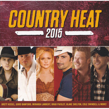 Various Artists - Country Heat 2015 - CD