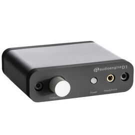 Audioengine D1 24-Bit Computer Interface - Grey/Black - AD1