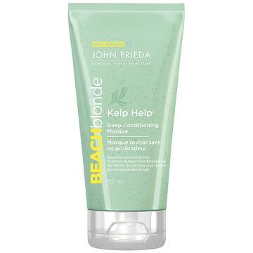 John Frieda Beachblonde Kelp Hair Deep Conditioner Mask - 120ml