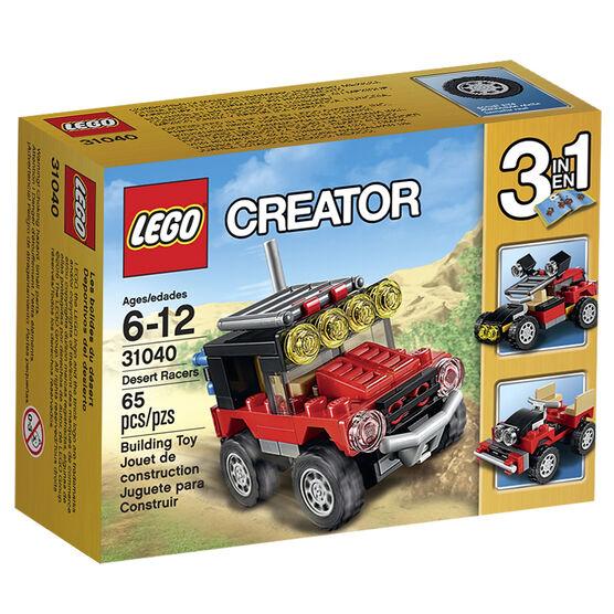 Lego Creator - Desert Racers
