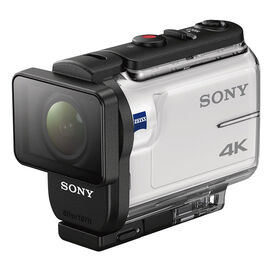 Sony X3000 Action Cam - White - FDR-X3000/W