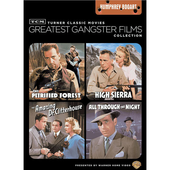 Tcm Greatest Classic Films: Gangsters - Humphrey Bogart - DVD