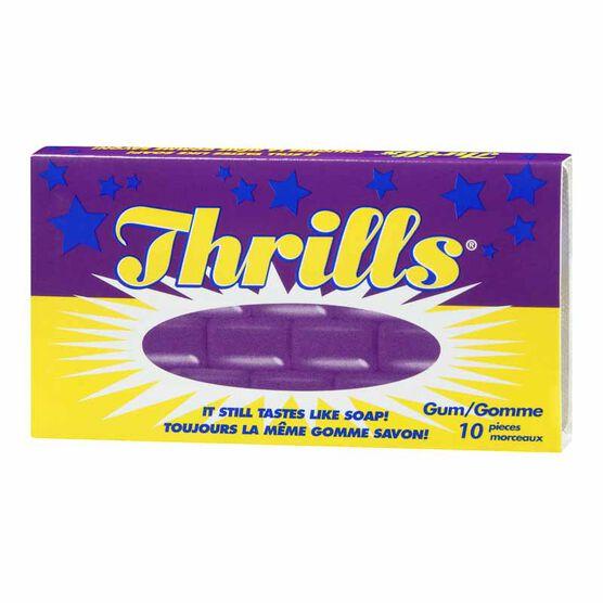 Thrills Gum- 10 piece