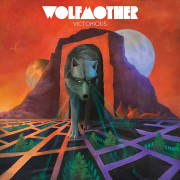 Wolfmother - Victorious - CD