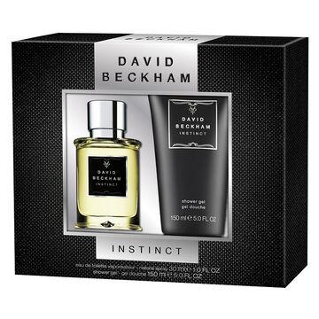 David Beckham Instinct Gift Set - 2 piece