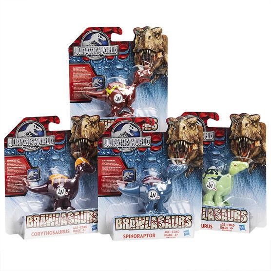 Jurassic World Brawlasaurs - Assorted