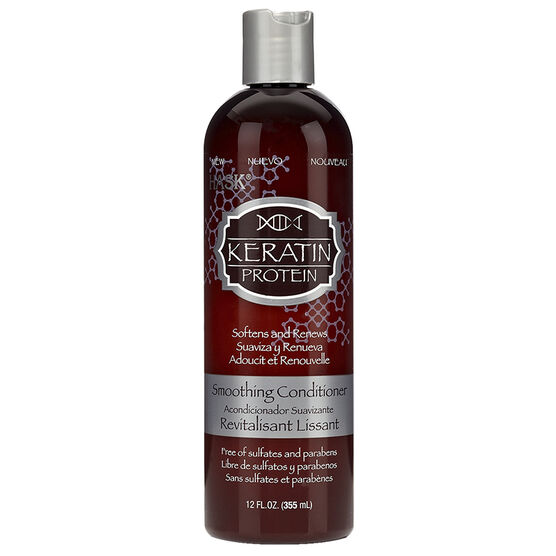 HASK Keratin Protein Smoothing Conditioner - 355 ml