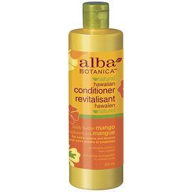 Alba Botanica Natural Hawaiian Conditioner - Body Builder Mango - 355ml