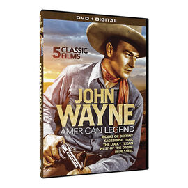 John Wayne: American Legend 5 Film Collection - DVD