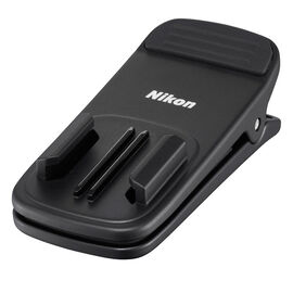 Nikon KeyMission AA-10 Backpack Mount Clip - Black