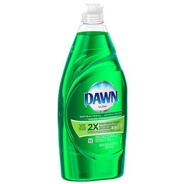 Dawn Ultra Diswashing Liquid with Antibacterial - Apple - 709ml