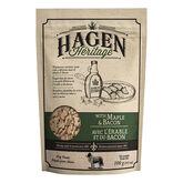Hagen Dog Treats - Maple-Bacon - 100g