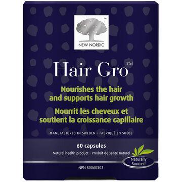 New Nordic Hair Gro - 60's
