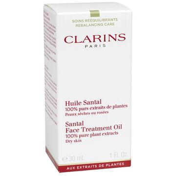 Clarins Santal Face Treatment Oil - 30ml