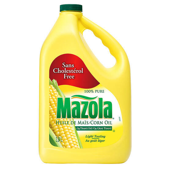 Mazola Corn Oil - 2.84L