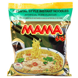 Mama Oriental Style Instant Noodles - Pork