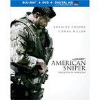 American Sniper - Blu-ray + DVD + Digital HD