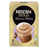 Nescafe Cappuccino - Mocha - 8 x 18g