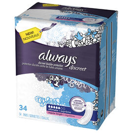 Always Discreet Pads Ultimate Regular Length - 28's