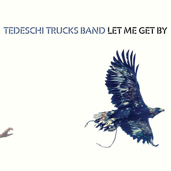 Tedeschi Trucks Band - Let Me Get By - 2 LP Vinyl