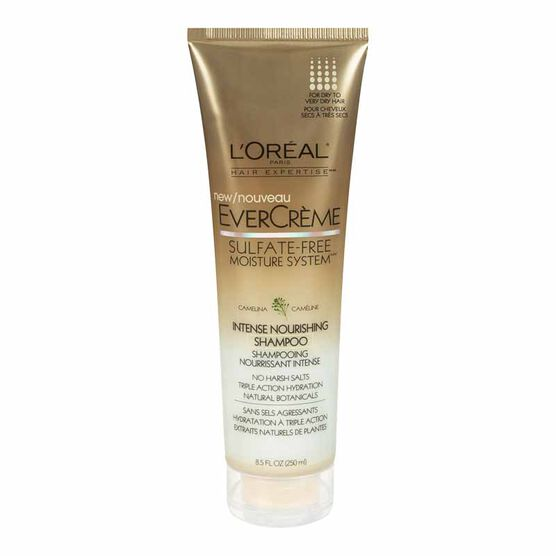 L'Oreal EverCreme Intense Shampoo - 250ml