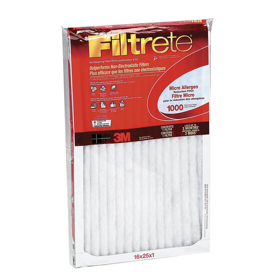 3M Filtrete Furnace Filter - 9801