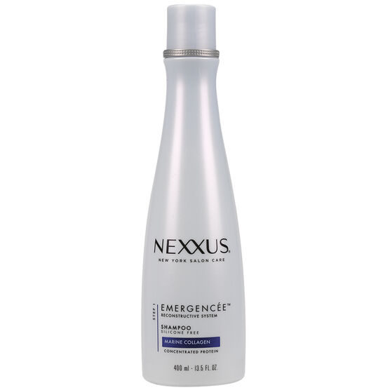 Nexxus Emergencee Shampoo - Marine Collagen - 400ml