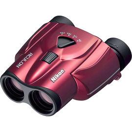 Nikon Aculon 8-24 x 25 Binoculars - Red - 7335