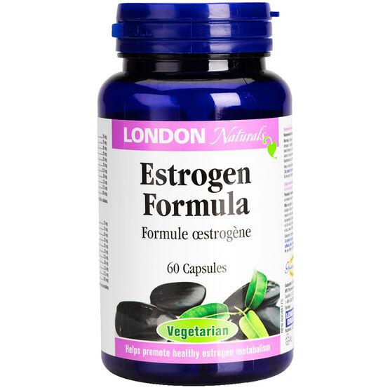 London Naturals Estrogen Formula - 60's