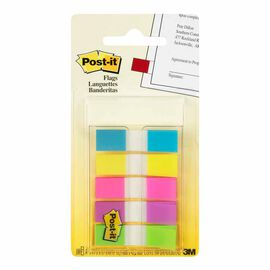 3M Post-it Flags - 5 pack
