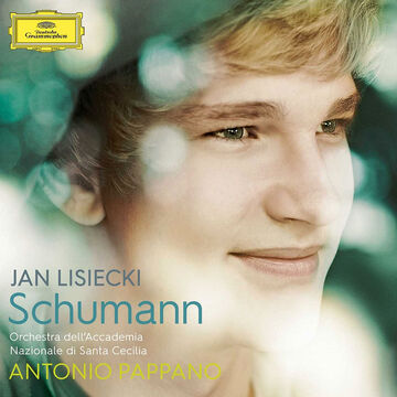 Jan Lisiecki - Schumann: Works for Piano and Orchestra - CD