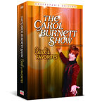 The Carol Burnett Show: Carol's Favorites - 6 DVD Set