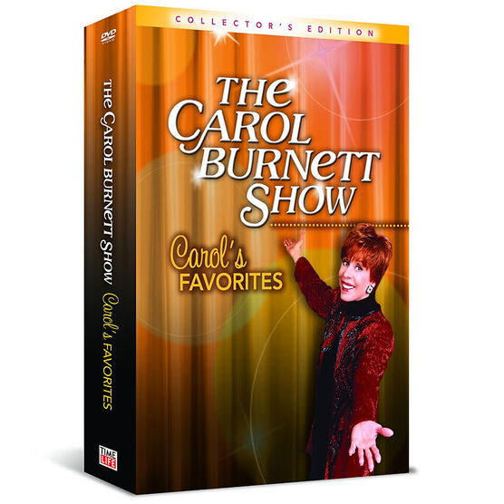 The Carol Burnett Show: Carol's Favorites - 6 DVD Set
