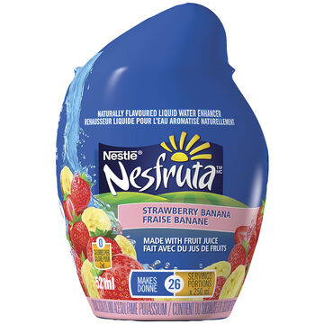 Nestle Nesfruta Drops - Strawberry Banana - 52ml