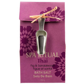Spa Ritual Bath Salts - Thai - 200g