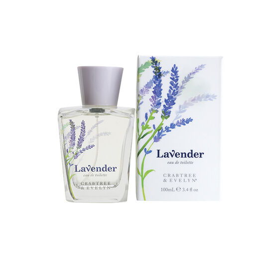Crabtree & Evelyn Lavender Eau de Toilette - 100ml