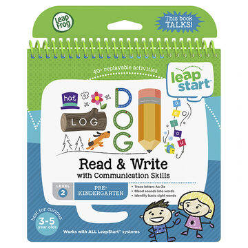 LeapStart Book - Read and Write - Level 2