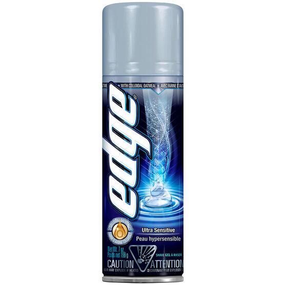 Edge Advanced Shave Gel - Ultra Sensitive - 200ml