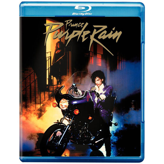 Purple Rain - Blu-ray