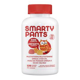 Smartypants Kids Complete Multivitamins Gummies - 120's