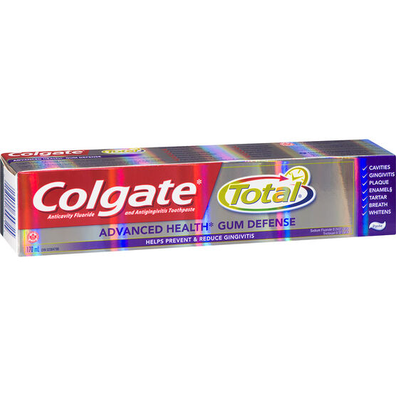 Colgate Total Gum Defense - 170ml