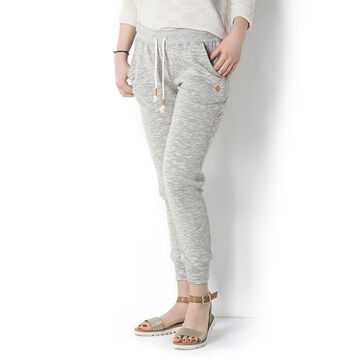Lava Drawstring Sweatpants - Grey - N-PERI