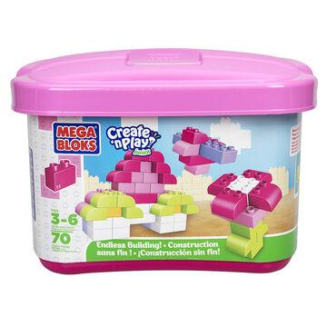 Mega Bloks Create 'N Play Junior - Endless Building