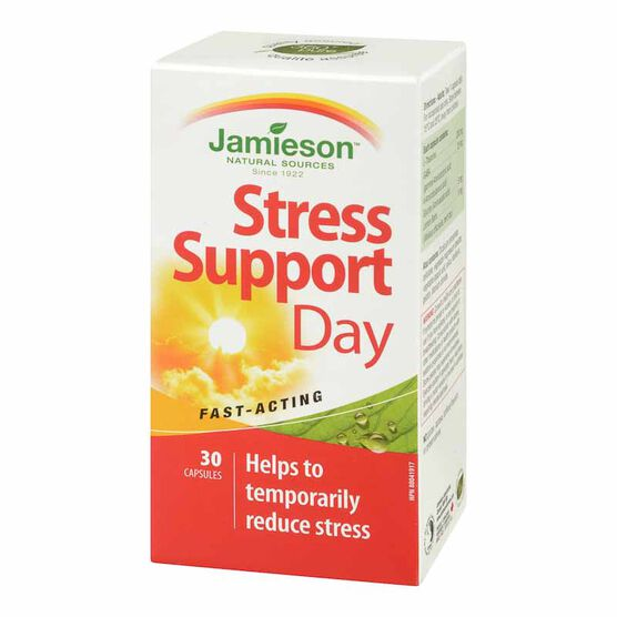 Jamieson Stress Support Day - 30's